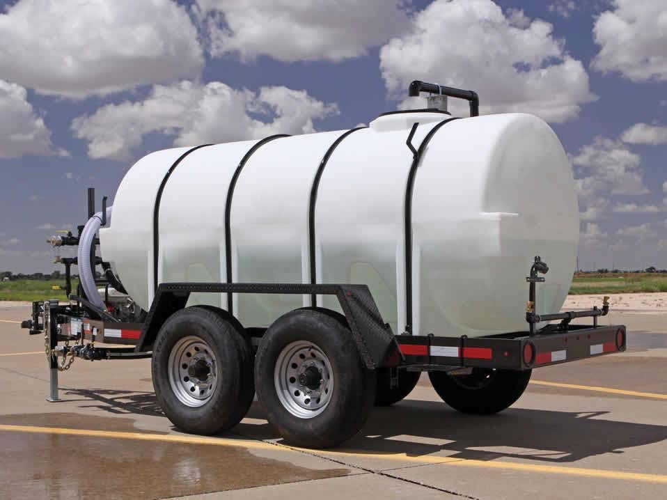 Portable Water Storage Water Trailers And Portable Tanks