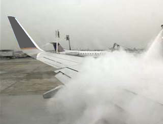 airplane deicing